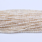 Pearl Jewelry Bead Pearls Cheap 4-4.5mm Natural Freshwater Rice Shape Pearl For Jewelry Making