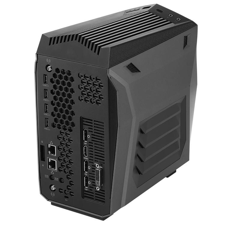 Non-standard Custom design aluminum alloy ISO Certified case computer gaming pc case