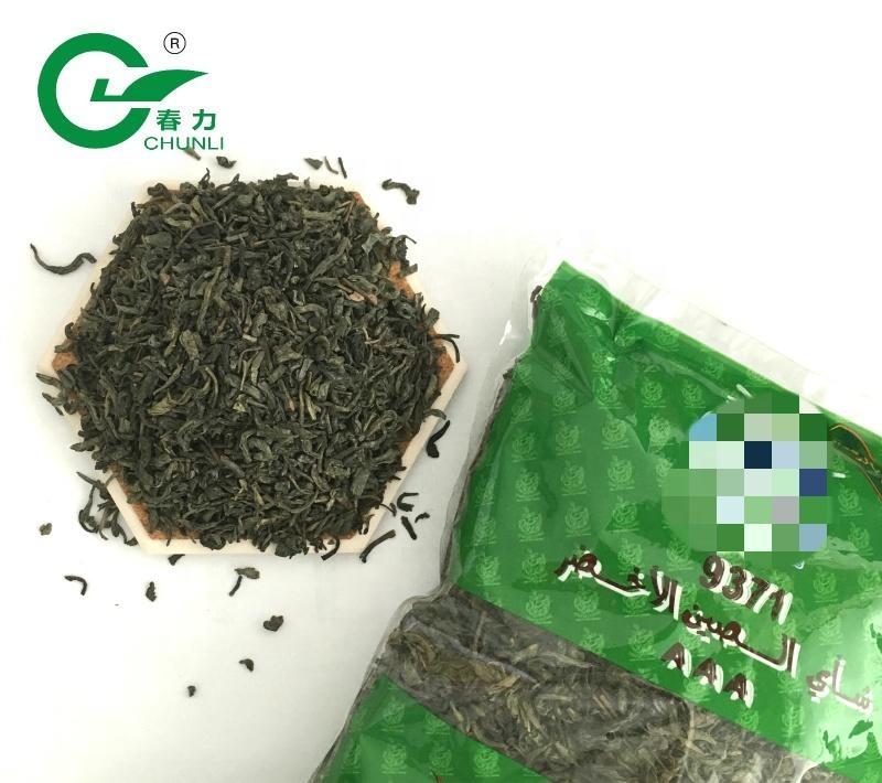 Flecha ASHAB Quality Chunmee Tea 9371AAA Alibaba Chine Best Green Tea Algeria Libya Export for Sale OEM - 4uTea | 4uTea.com