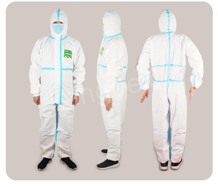sterile PP CPE microporous coverall SMS level123 disposable medical protective coverall isolation gown - KingCare | KingCare.net