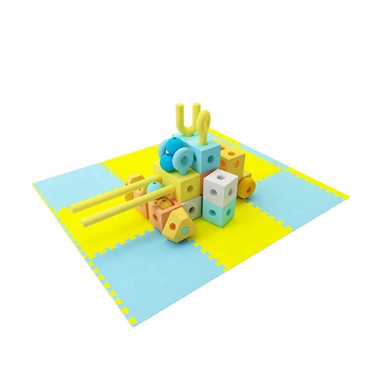 Детские и дошкольные строительные блоки EVA из пенопласта
