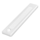 Battery Led 400mahledbattery New Battery Powered Cordless Magnetic Stick-on LED Sensor Night Light For Closet Cabinet Wardrobe Stairs Lighting