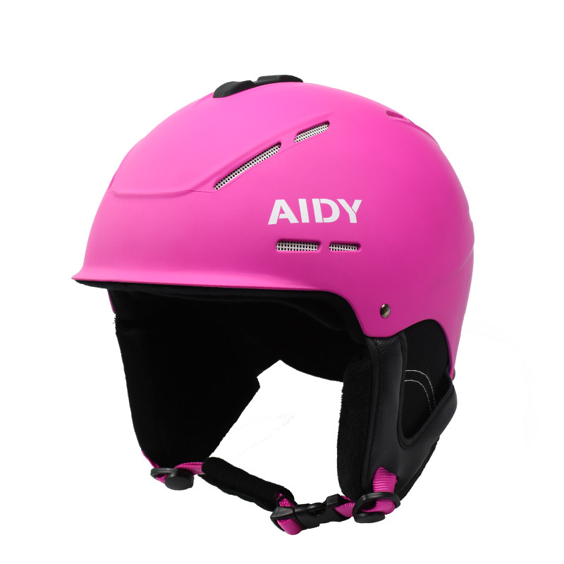 AIDY Universal High-class CE/ASTM Certified Sports for Baby Kid Toddler Minor Teen Adult Outdoor Snowing Snowboarding Ski Helmet