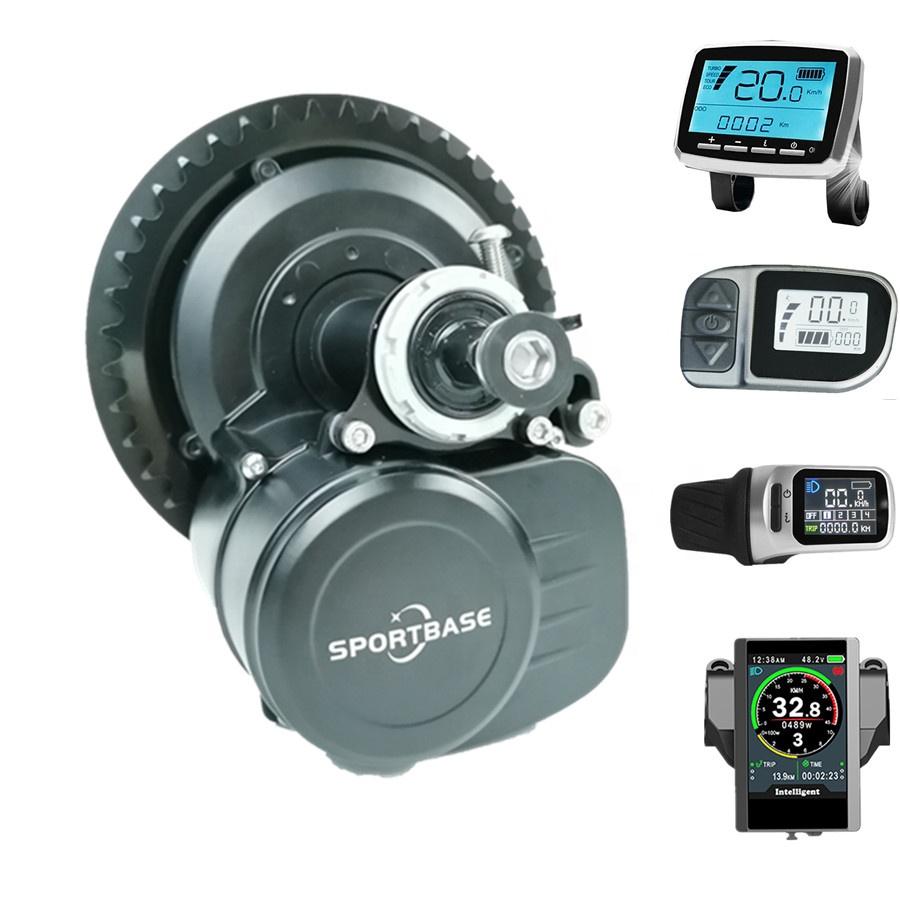 36v 48v 250w 350w 500w tsdz2  cheap price mid drive motor  for electric bicycle