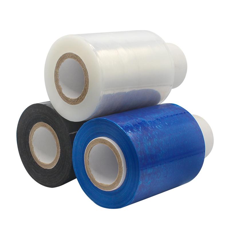 Недорогая прозрачная ручная оберточная полиэтиленовая стрейч-пленка для упаковки поддонов