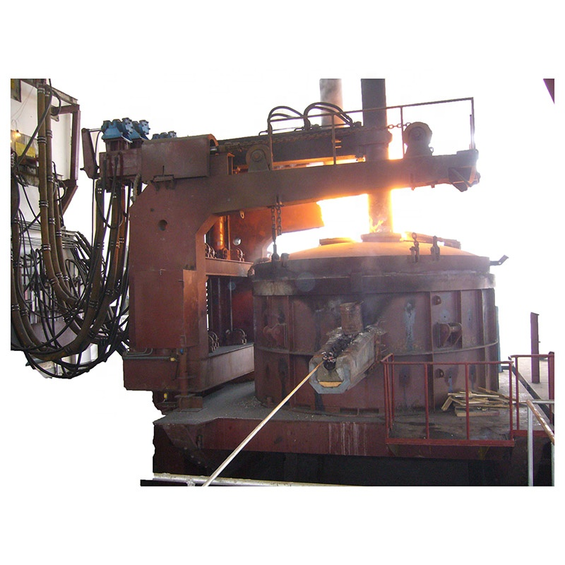 8ton capacity medium frequency induction melting steel furnace with series ,parallel connection