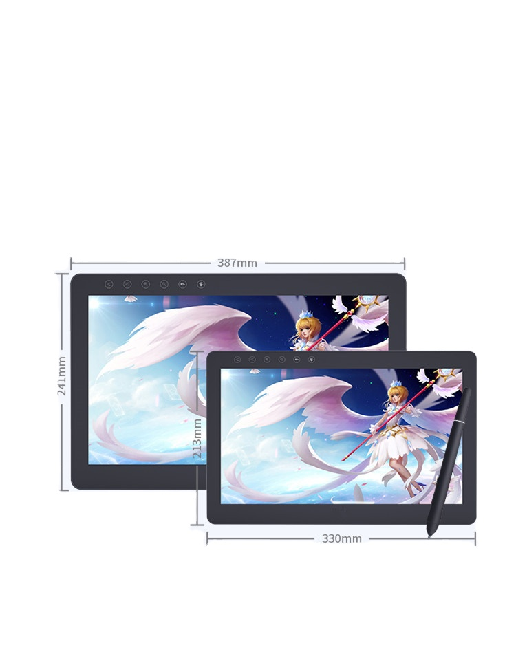 D150 great graphic drawing experience Graphic Drawing Tablet Monitor