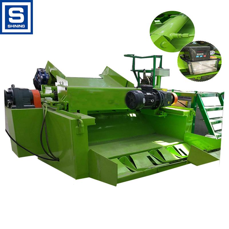 Hot Sale Automatic Wood log debarking and rounding machine