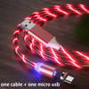 สีแดงสำหรับ Micro USB
