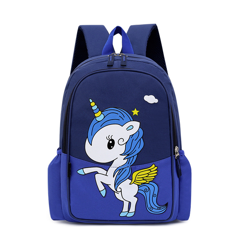 Backpack bag school wholesale unicorn stylish Nylon school bags for 3~6 Years Baby girls and boys