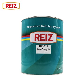 High-performance Spray Car Rust Paint Kit Basecoat Reiz Coarse Shining Alu Automotive Paint
