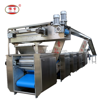 2020 Small Cartoon Biscuits Making Machine For Biscuit Factory