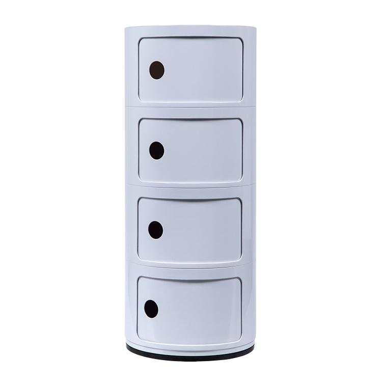 Factory Sale Space Saving Waterproof File Modern Storage Bathroom Cabinet