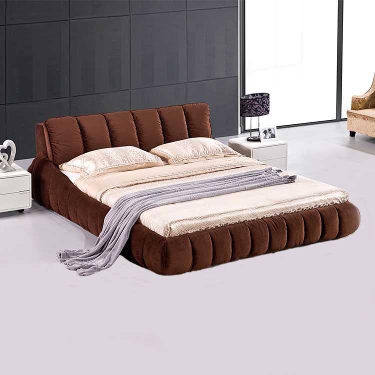 luxury bed room set brown upholstered headboard jason japanese queen platform bed frame modern round bed