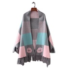 Scarf Professional Manufacture Cheap Shawl Dual Purpose Jacquard Printed Women Shawl Scarf