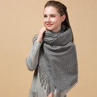 Best prices excellent quality winter women cashmere pashmina shawl