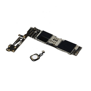 Impeccable quality motherboard for iphone 6 6p 6s 6s plus original Unlocked Motherboard, for iphone mainboard without touch ID