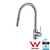 watermark Pull down single hole kitchen faucet and water tap