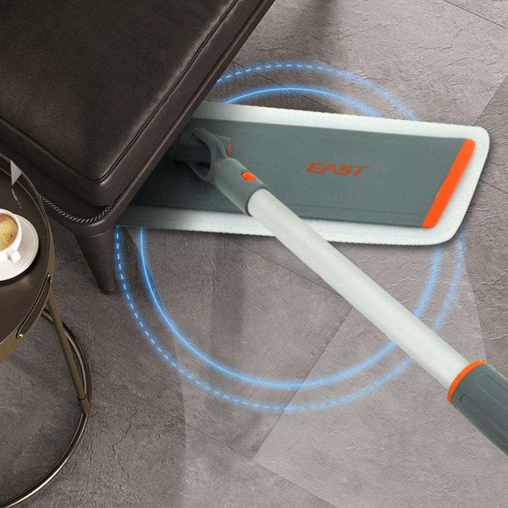 Пластмассовая сменная моющаяся Швабра EAST 360 magic degree для дома/больницы/промышленности
