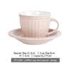 ST1328/cup and saucer beige