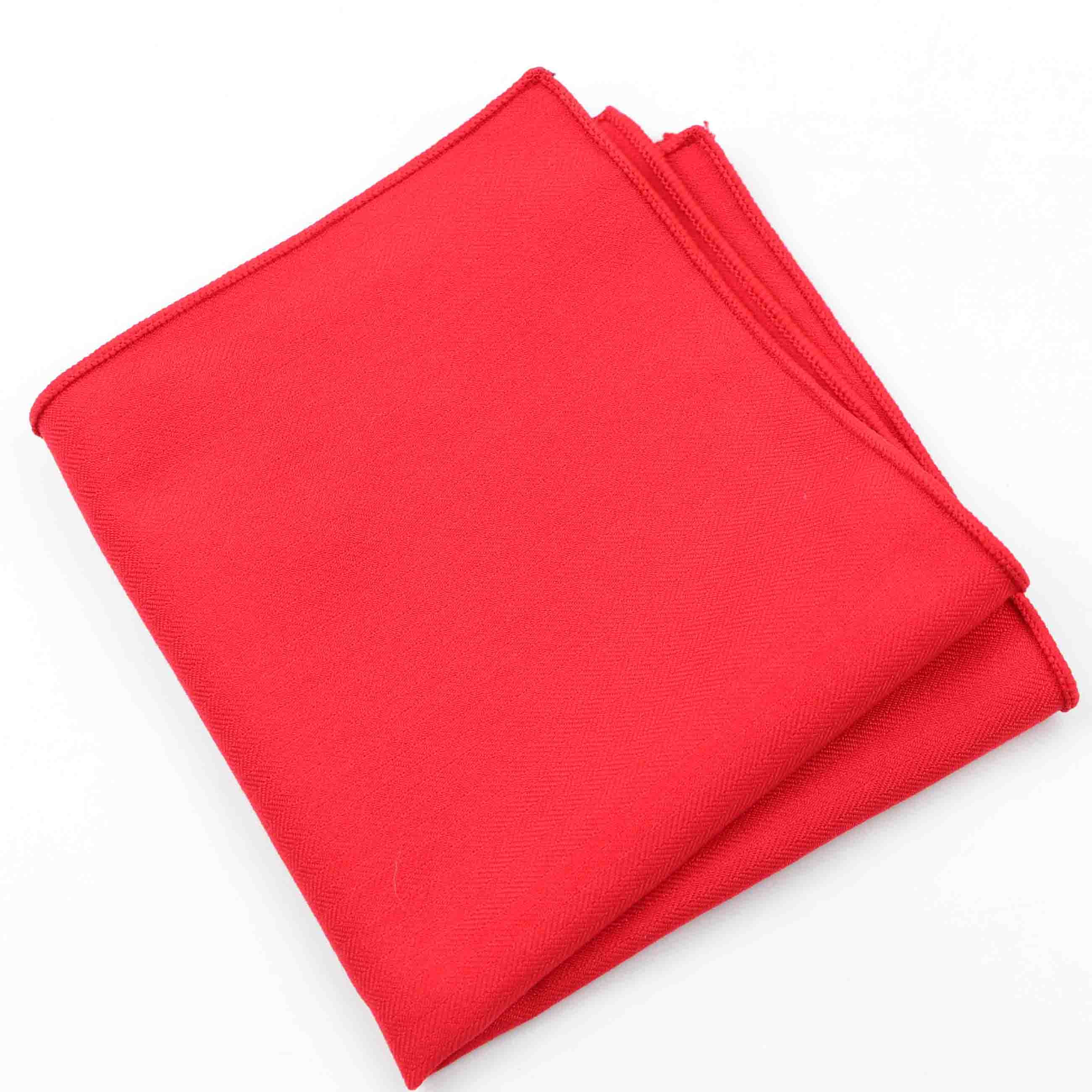 Однотонный платок, шарфы, винтажный хлопковый мужской Карманный квадратный носовой платок