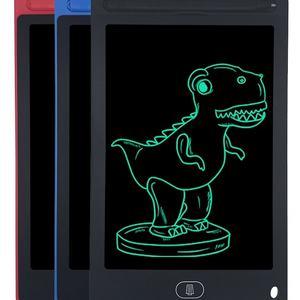 Новый лучший подарок 8,5 дюймов доска для рисования цифровой блок для граффити ЖК-планшет для письма для детей доска для рисования ...