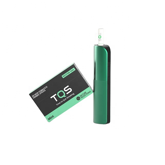 Производство Oem Tqs, табачная палочка для сухих трав, набор для нагрева, электронная сигарета, не сгорает, боксмод