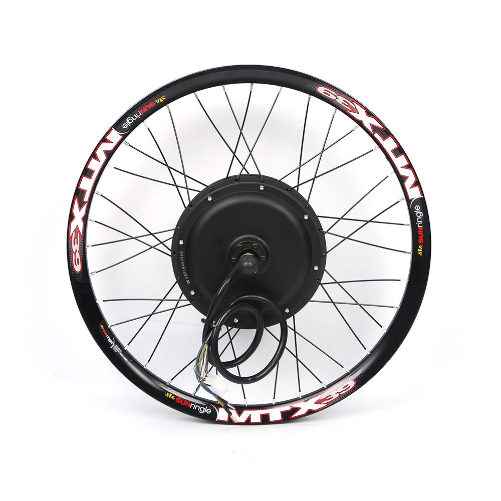 Горячая Распродажа 2021, комплект для преобразования электрического велосипеда, 48v1500w bldc двигатель, электрический велосипед MTX rim