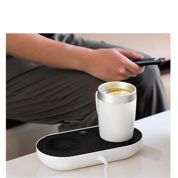 Best Gift Mini Cooler Warmer Mug Electric Desktop Hot and Cold Cup Holder for Health Care