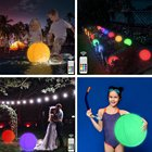 Rgb Led Led Rgb Light RGB LED Inflatable Ball Light 4pcs/pack 2*12inch 2*10inch Ball Light