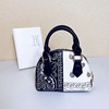 (Black+White)-bag