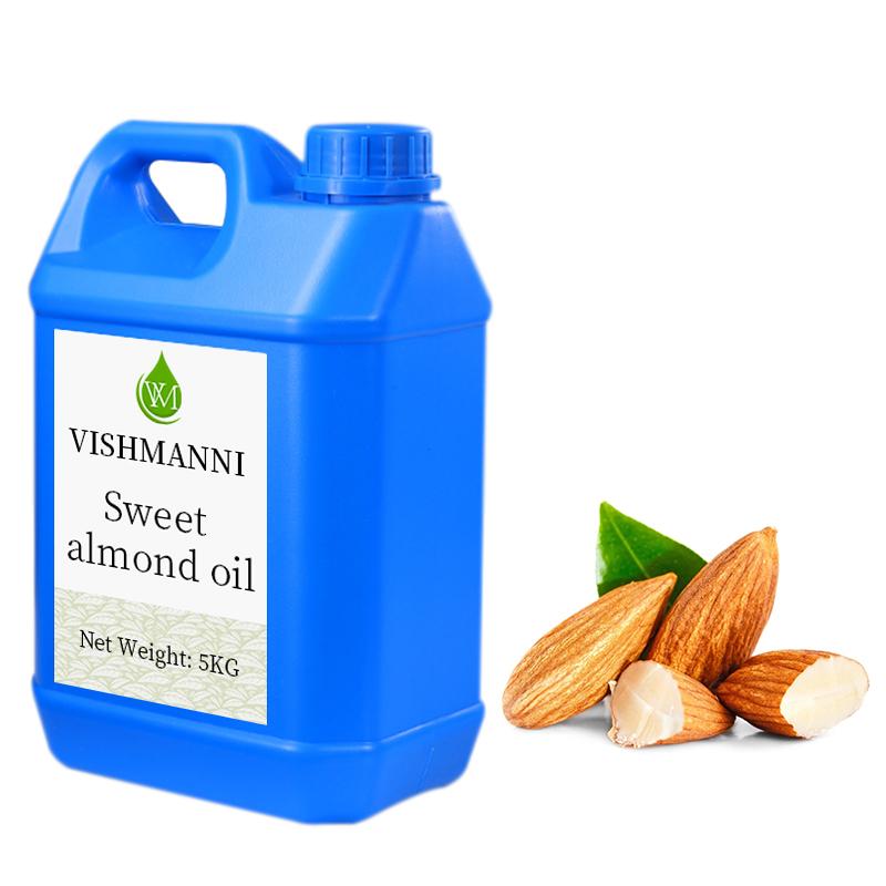 Мощное органическое масло сладкого миндаля от производителя
