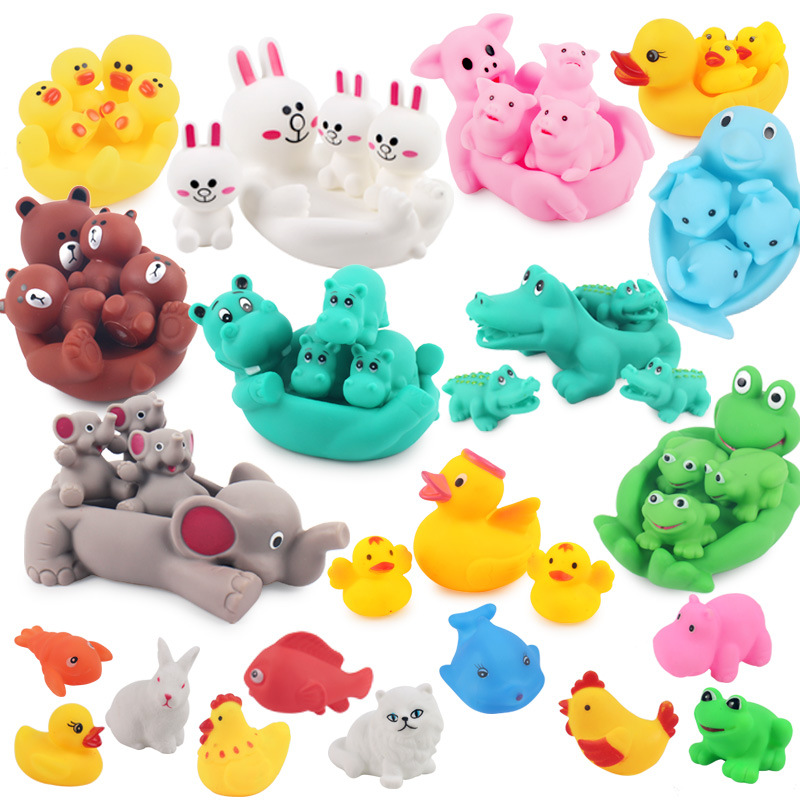 Funny Shower Rooms Time Play Bathtubs Floating Toy Swimming Pool Animal Toys in the Bathroom Bathtubs For kids