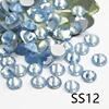 SS12-Blue Opale Con Strass