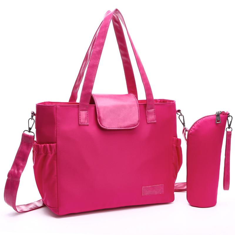 New Design Modern fashion Mummy Baby  diaper Handbags shoulder bag organizer