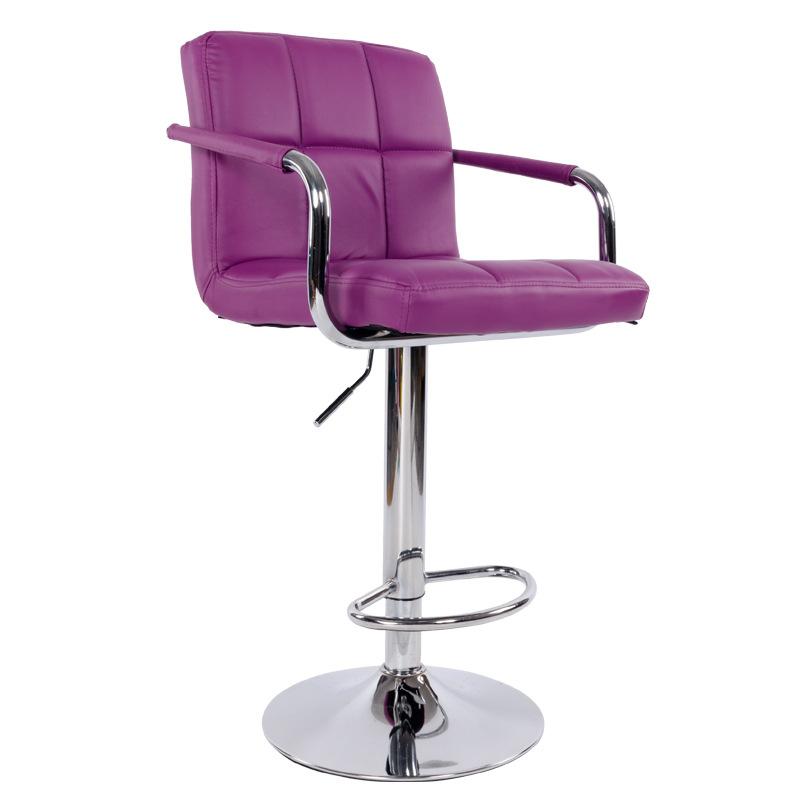 New Arrival Classic European Style Black Bar Chair