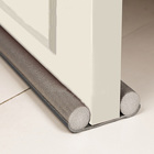 aluminum window weather strip bottom seals door stopper