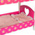 wooden bunk doll bed