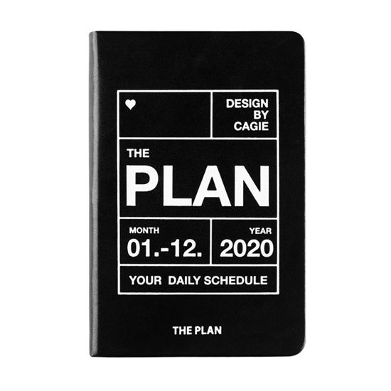 2020 год планировщик путешествия A7 Записная книжка Дневник еженедельник ежемесячный планировщик записная книжка для школы офисные принадле...(Китай)