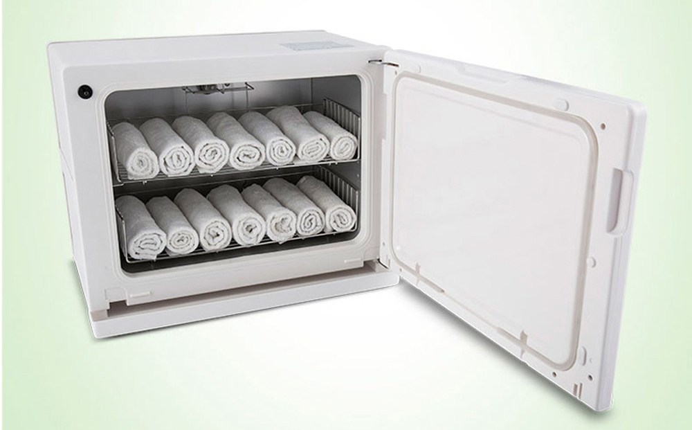 Пропорциональный УФ-стерилизатор для горячих полотенец GZkitchen 7,5 л, стерилизатор для шкафа для Салона Спа