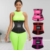 HEXIN Body Shaper Shapewear Double Compression Trimmers Latex Cincher Slimming Belts Tummy Trimmer Waist Trainer Pink