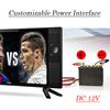 TV con DC12V
