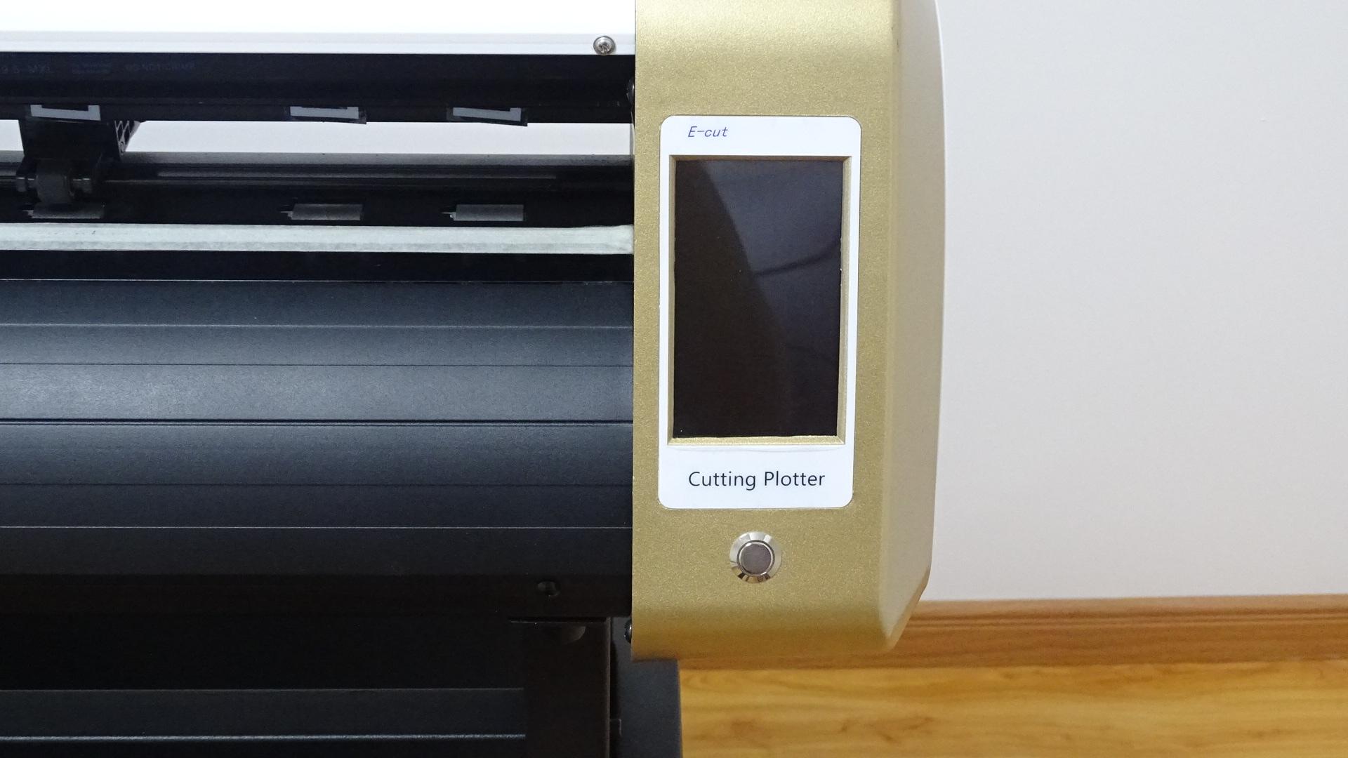 Сенсорный экран Автоматический контурный режущий плоттер с камерой