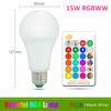 E27 RGB+Warm White 15W