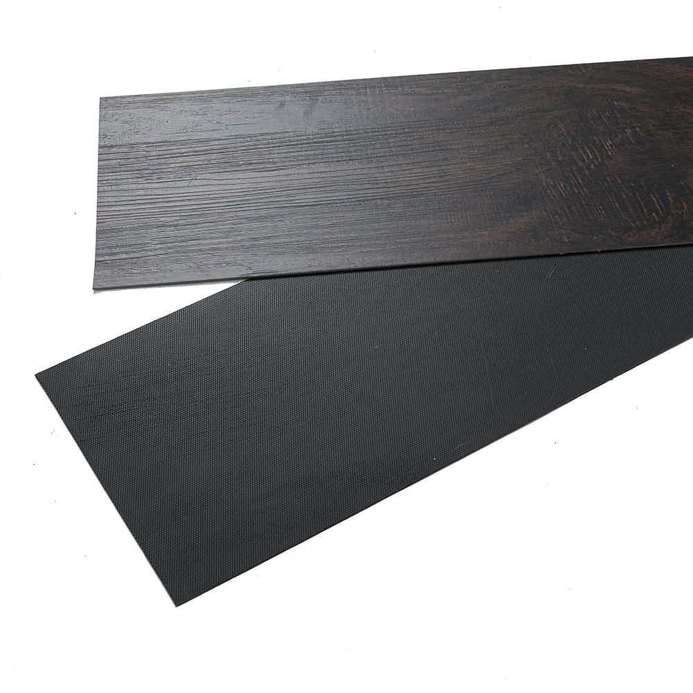 Fortovan Pvc floor waterproof LVT glue down vinyl plank africa