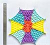XXL spider web / cobwebs