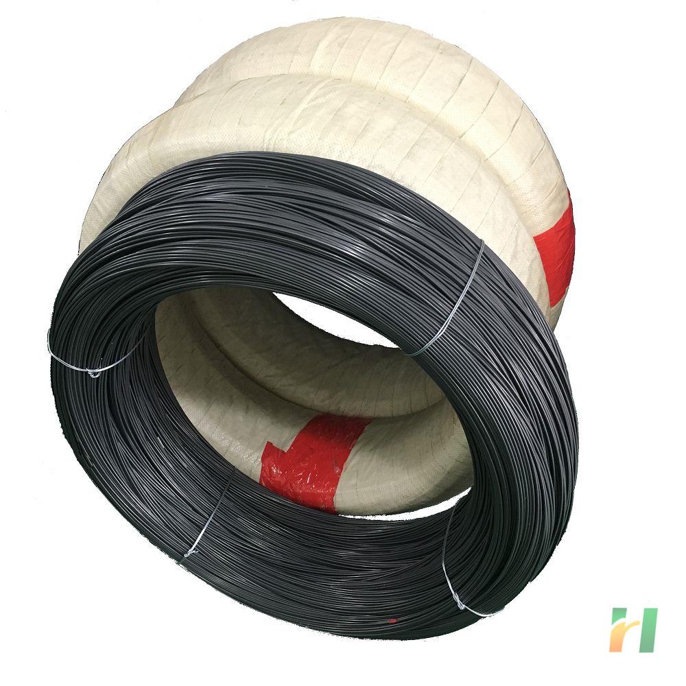 Черный отожженный провод/строительный черный железный стержень