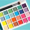 24 Rainbow color eyeshadow palette