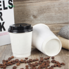 China biggest manufacturer disposable hot pla coffee 8oz paper cups with logo paper coffee