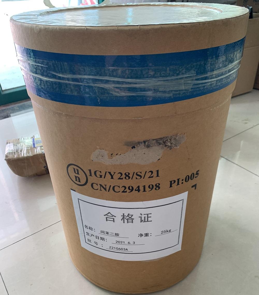 P-фенилендиамин, Заводская поставка, Cas 106-50-3 p-фенилендиамин